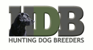 Hunting Dog Breeders logo